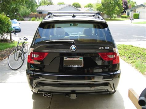 bmw x3 hitch how to install a bmw factory trailer hitch on a 2006 x3
