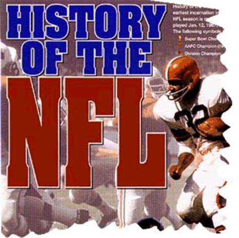 Fl Records Nfl Football History Timeline Prints Posters