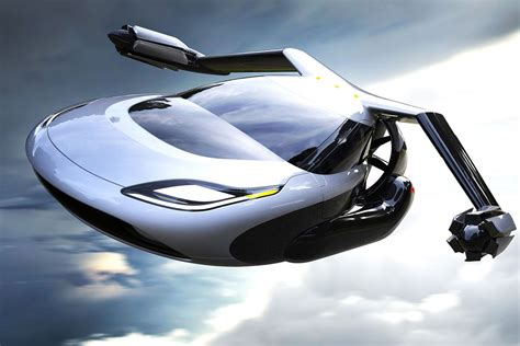 auto volante volvo s parent company just bought a flying car startup