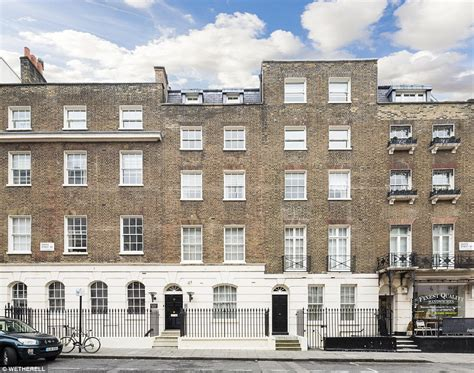 mayfair section of london the cheapest property in london s mayfair daily mail