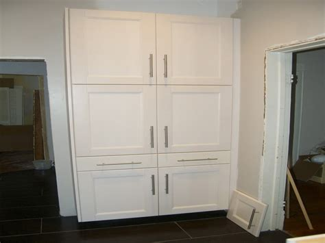 storage kitchen pantry cabinets ikea ideas unfinished