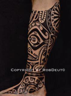 tribal tattoos calgary 43 best polynesian leg tattoos images leg tattoos