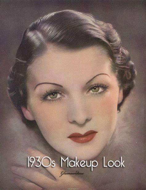 Lipstick Style vintage 1930s makeup guide vintage makeup guide