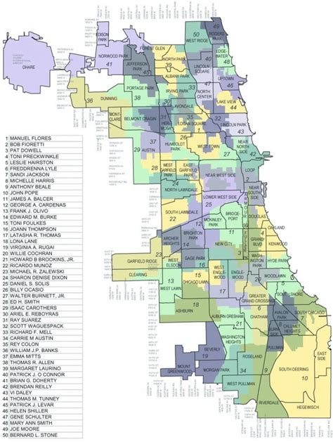 chicago ward map programs events chicago amwa