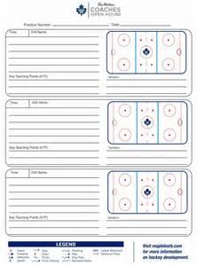 hockey practice plan template bestsellerbookdb