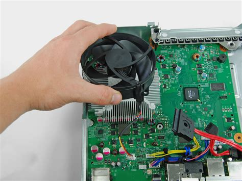 xbox one fan replacement xbox 360 s fan replacement ifixit