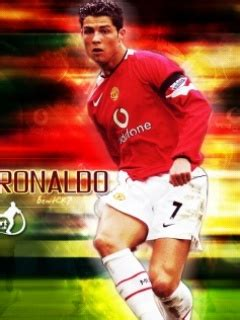 themes ronaldo com download cristiano ronaldo sony ericsson theme mobile toones
