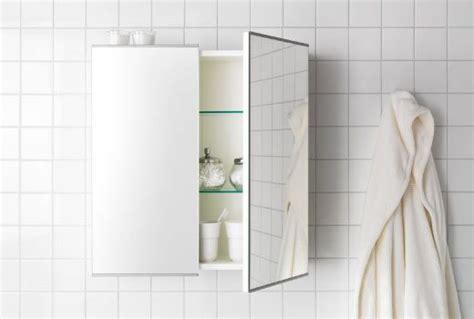 Ikea Mirrored Bathroom Cabinet Lill 197 Ngen Spiegelschrank 2 T 252 Ren Wei 223 Ikea Badezimmer Spa Mirror Cabinets
