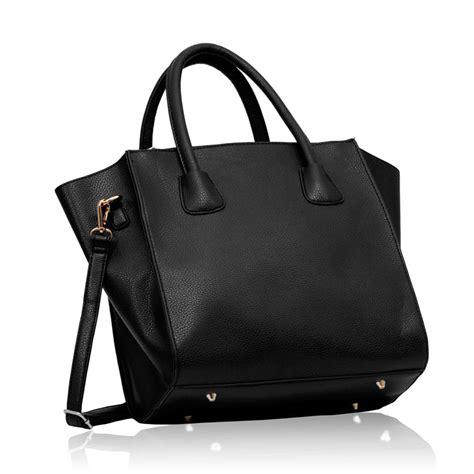Tas Blacu Tote Bage ls0061 black tote bag