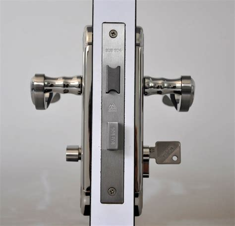 door handle lock security door lock for house key handle