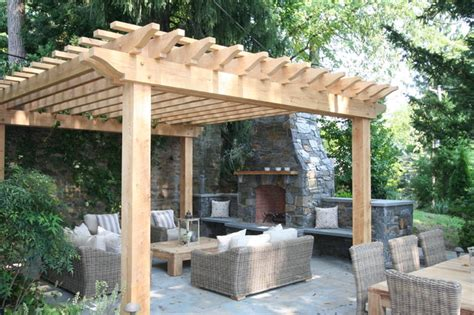 pictures of pergolas on patios fireplace patio pergola