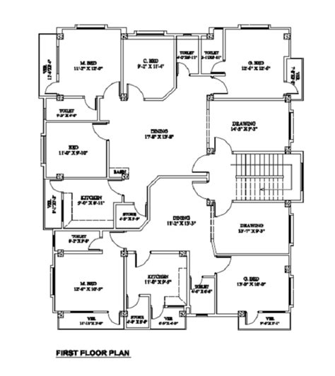 using autocad to draw house plans autocad 2d house plan drawing pdf