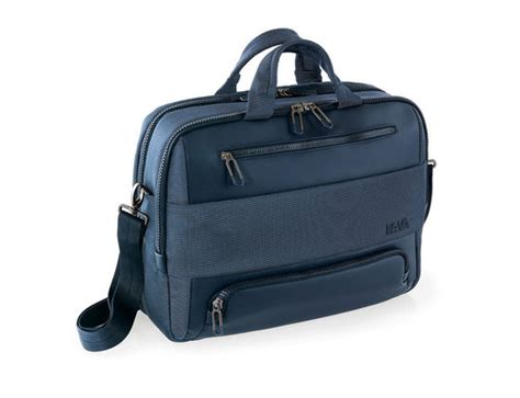 briefcase with two handles for laptops up to 15 6 inches