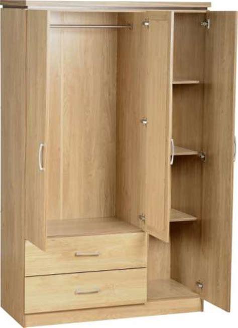 charles bedroom furniture charles 3 door wardrobe