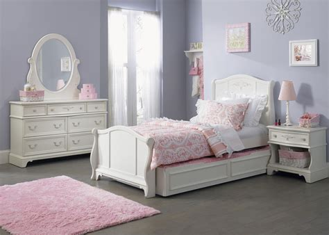 twin headboards for girls traditional twin size sleigh bed with trundle drawer by