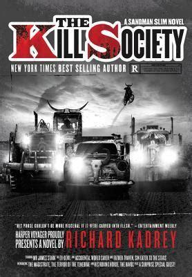 Book Review High Society By by The Kill Society Sandman Slim 9 By Richard Kadrey