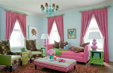 Sofa Warna Pink pink delight beautify your living room by adding a pink sofa