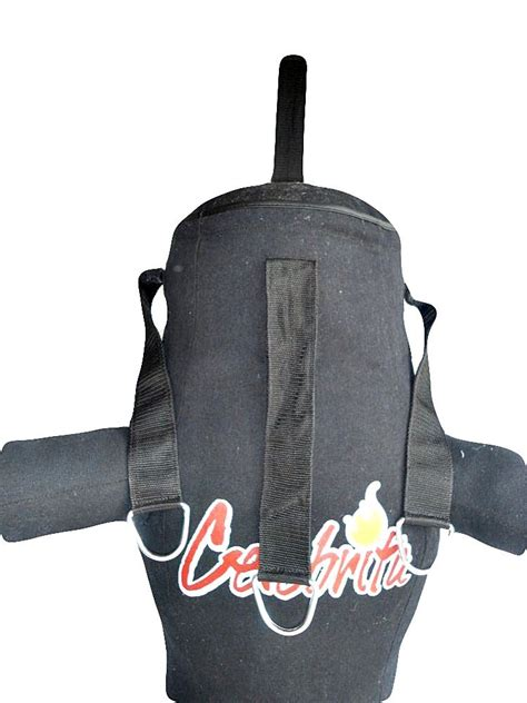 celebrita italy mma judo grappling dummy hanging punch bag