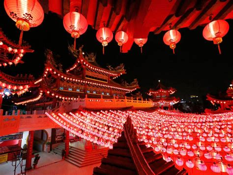 new year lantern supplier malaysia city celebrations new year 2015 in pictures