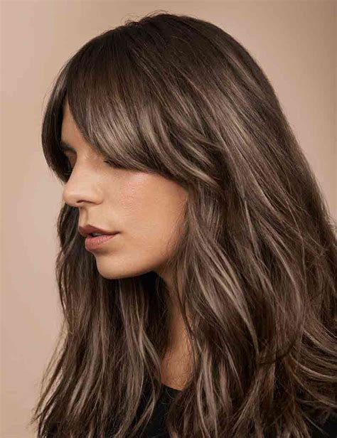 brunette hair colors an ash brown hair color gorgeous ash brown haircolor redken