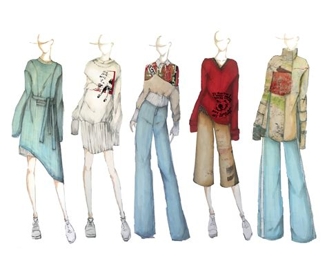 School Of Fashion Exhibiton Mba Exhibition by Arts Thread Academy Of Fashion Show Preview