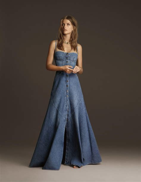 Basic Denim Dress citizens of humanity founder aims to bring high fashion to