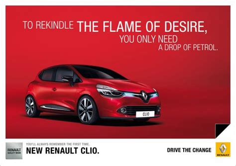 new colors for 2017 ad renault quot flame of desire quot print ad by publicis conseil