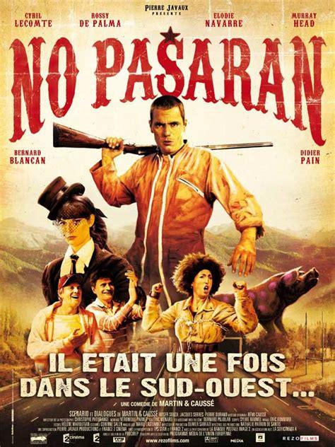 Pasaran Tje no pasaran review trailer teaser poster dvd
