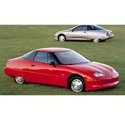 General Motors And The EV1 Electric Car