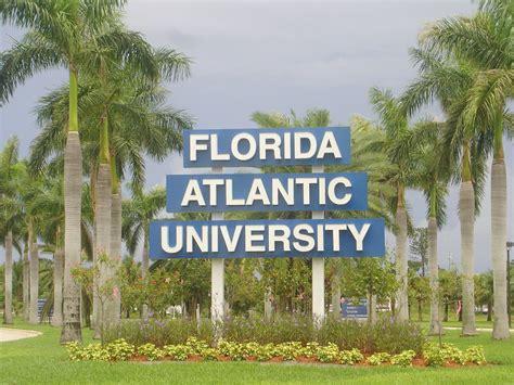 Fau Search List Of Florida Atlantic