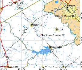 burleson county map burleson county detailed profile houses real