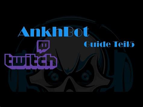 Twitch Giveaway Program - ankhbot full twitch tv giveaway point loyalty bot free doovi