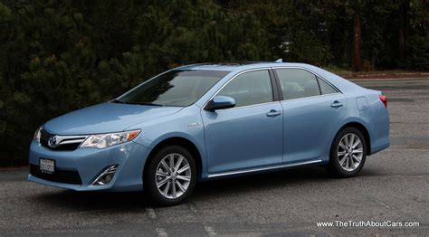 Used 2012 Toyota Camry Hybrid Review 2012 Toyota Camry Hybrid The About Cars Html