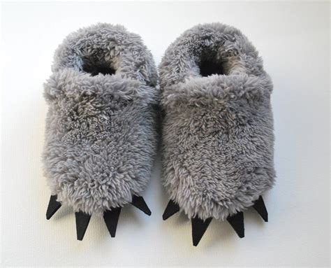 wolf slippers adults best 25 baby costume ideas on diy