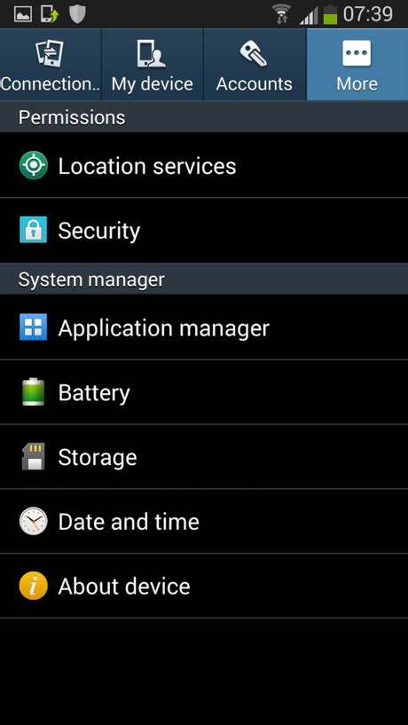 Samsung Galaxy S4 Auto Backup L Schen by Galaxy Note 2 N7100 Android 4 3 E Guida