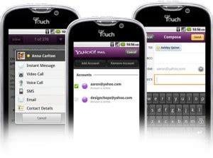 yahoo messenger for android yahoo mail messenger for android get updated chat