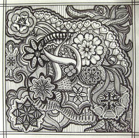 flower doodle quilt kit 18 best zentangle quilt squares images on