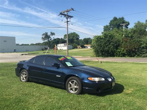 Pontiac Grand Prix Supercharged For Sale by 2003 Pontiac Grand Prix Gtp 4dr Supercharged Sedan In
