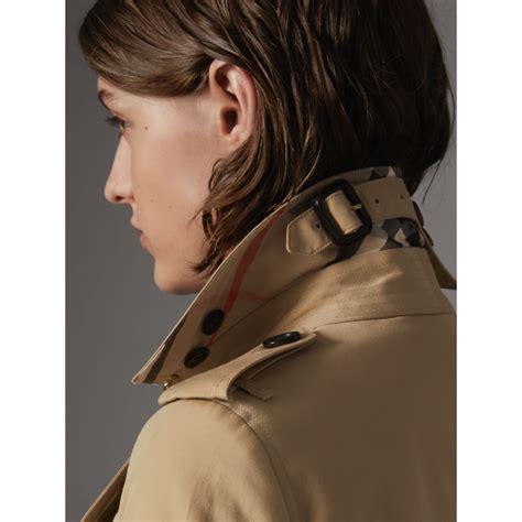 Doktor Bag Burbery 7223 2 the sandringham mid length trench coat in honey burberry united kingdom