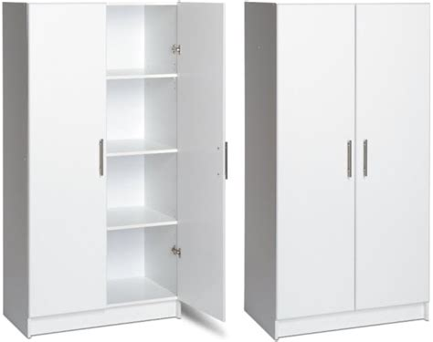 White Kitchen Storage Cabinets With Doors White Storage Cabinets With Doors Thatsthestuff Net