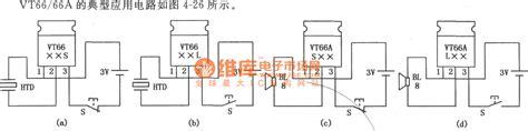 transistor integrated circuit vt66 66a transistor integrated circuit audio circuit circuit diagram seekic