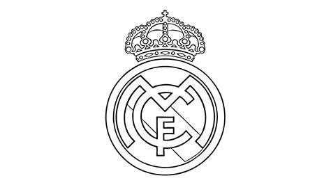 how to draw the real madrid logo using ballpoint pens como desenhar o escudo do real madrid cf how to draw