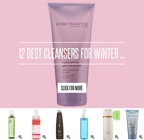 12 Best Cleansers For Winter by 12 Best Cleansers For Winter