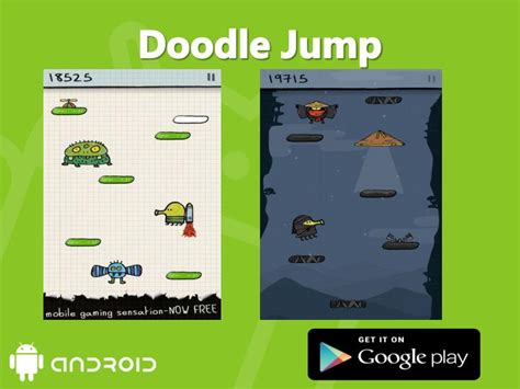 doodle jump xcode template ppt we are expert for creating your app powerpoint