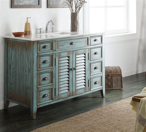 how to make cabinets look rustic 25 rustic bathroom vanities to make your bathroom look