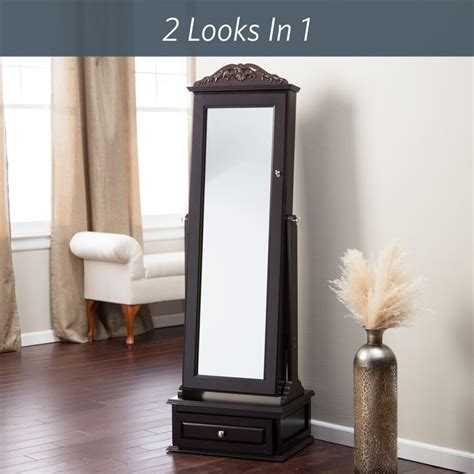 long mirror jewelry armoire 1000 images about floor mirror jewelry armoire on