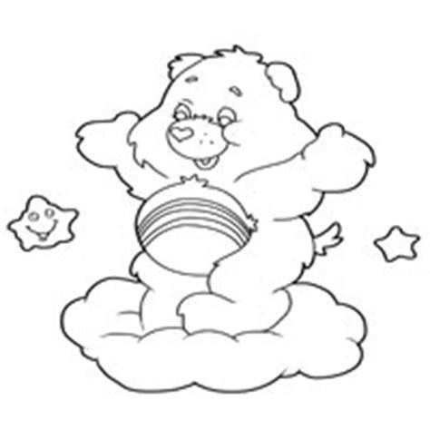 cheer bear coloring pages cheer bear 187 coloring pages 187 surfnetkids