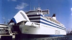 Estonia Sinking ms estonia wreck