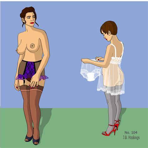 son forced feminization cartoons jbh 104 jb hopkings pinterest sissy boys