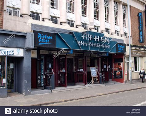 buy house cambridge uk the regal wetherspoons pub with the arts picture house cinema stock photo royalty
